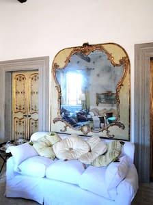 Elegant duplex suite