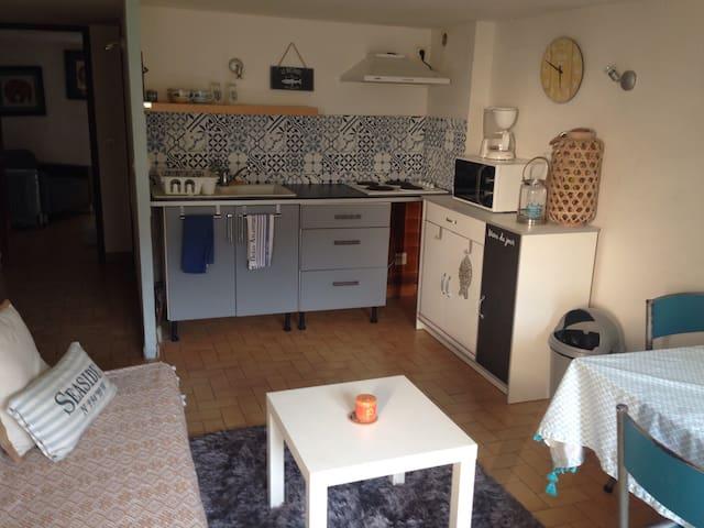 Appartement T2 RDC avec jardin - Perpignan - Casa