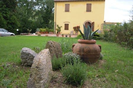 Casa Vacanza immersa nel verde - Gabbro - Haus