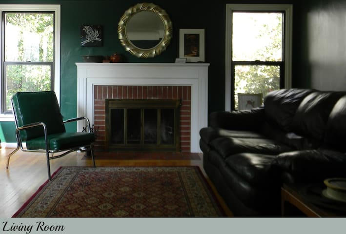 Vibrant House in Hillsdale - Portland - Huis
