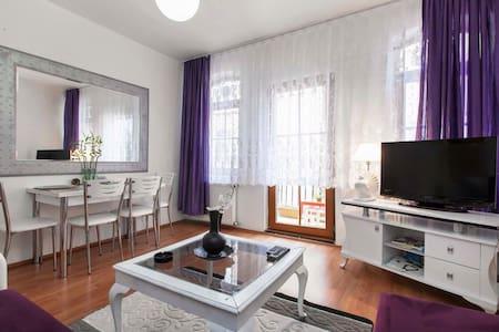 Lux Flat in Taksim Beyoglu istanbul - 伊斯坦布尔 - 公寓