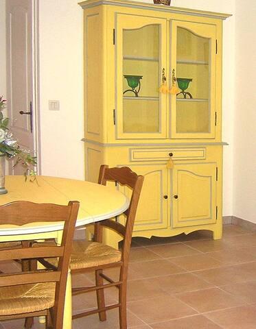 "Studio ""Les Genêts"" en rez de jardin - Salon-de-Provence - Apto. en complejo residencial"