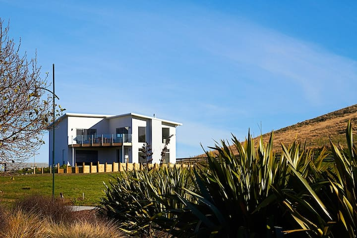 Shearwater House - stunning executive house! - Kaikoura - Dom