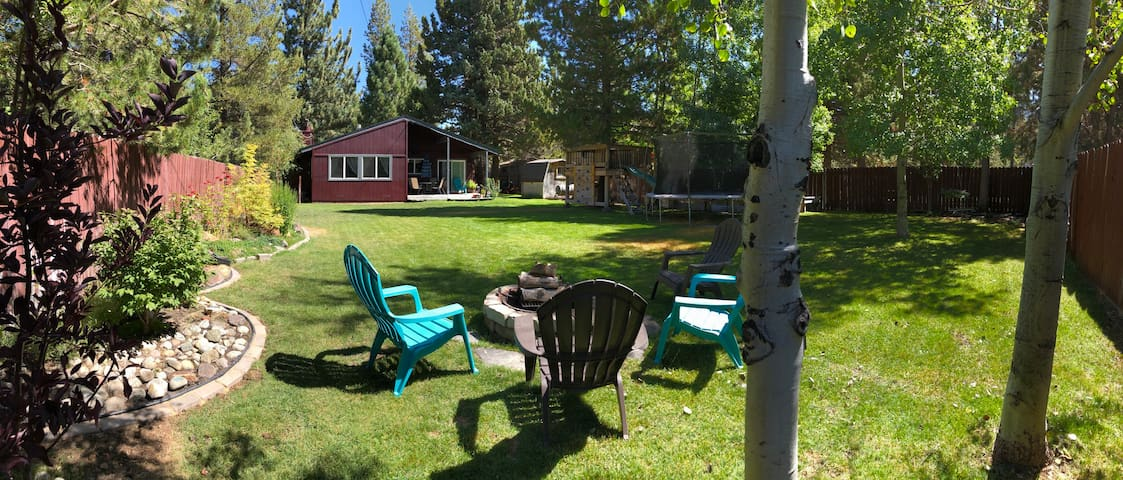 **Family, Pet Friendly South Lake Tahoe Retreat**