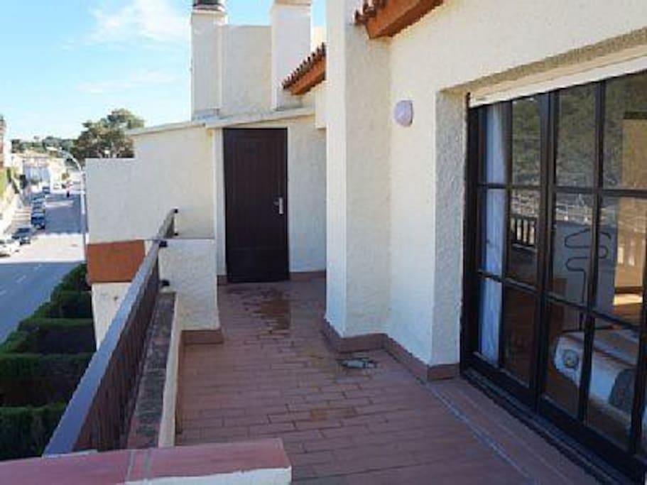 Terraza - Terrace - Terrasse