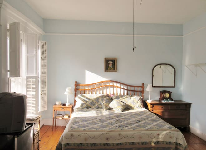 Emerson House B&B The Hampton Room - Vergennes - Bed & Breakfast