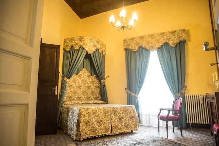 Castello di Caccuri: Suite Giulia