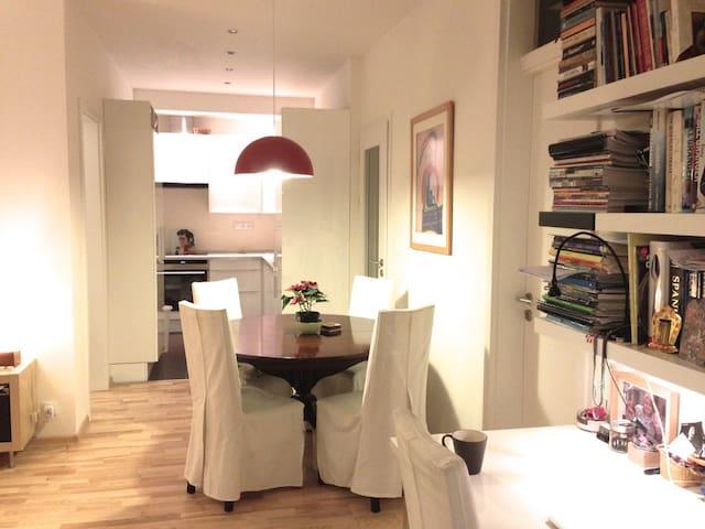 Modern and comfortable apartment - Prague - Apartment