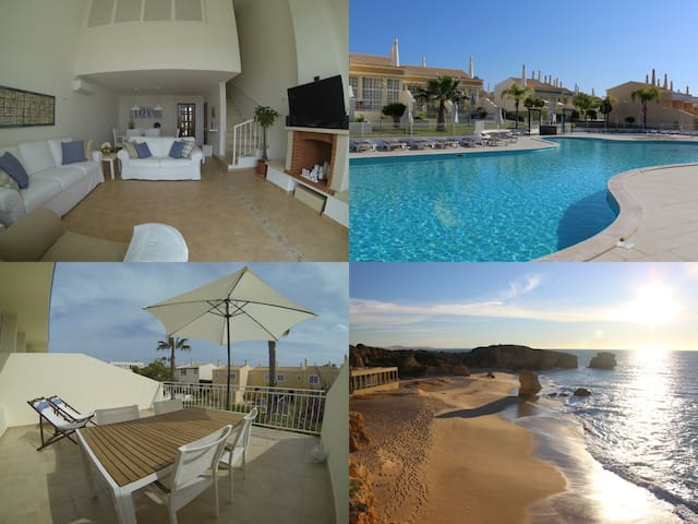 Beautiful Sunny Villa Near Beach - Albufeira - House