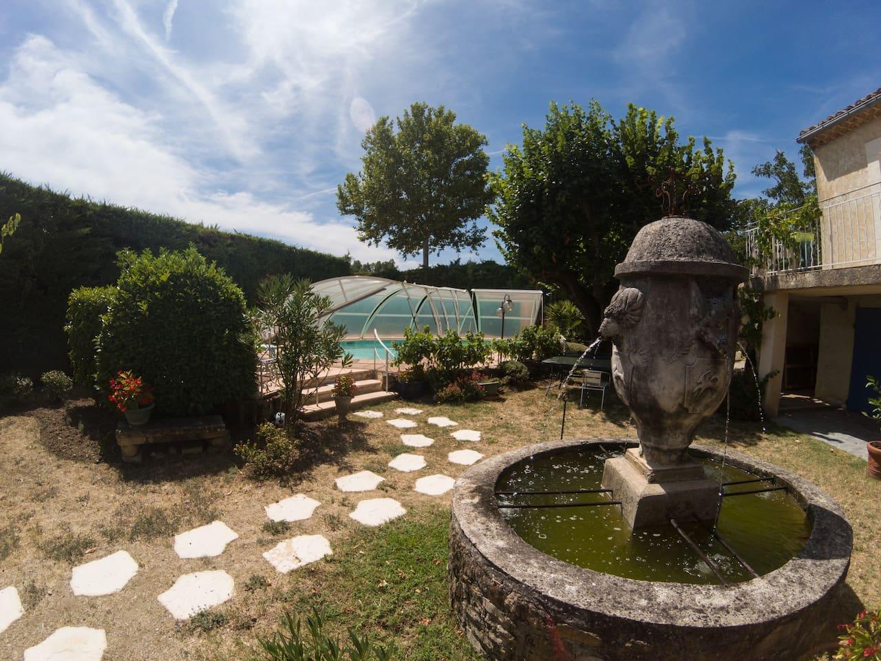 Jardin - Piscine