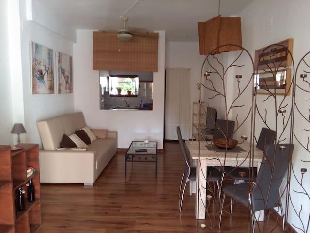 Altea centrico apartamento en dos plantas