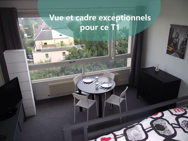 T1 dans résidence de standing Lille - Lille - Apartamento