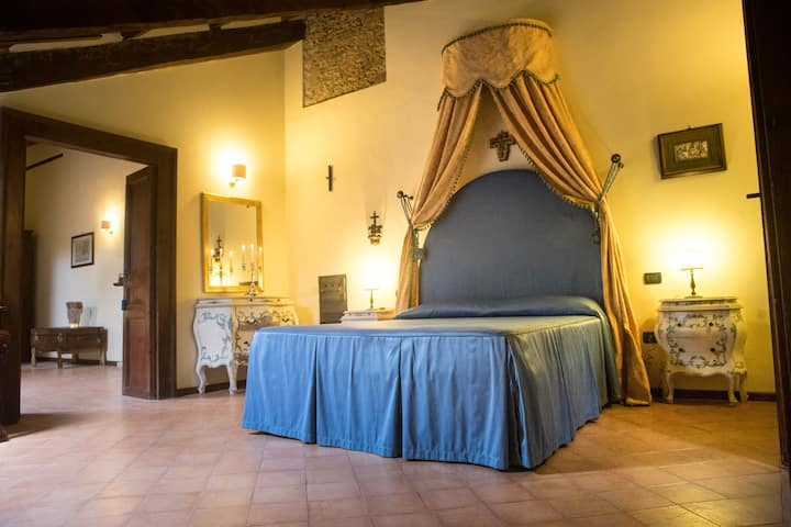 Castello di Caccuri: Suite
