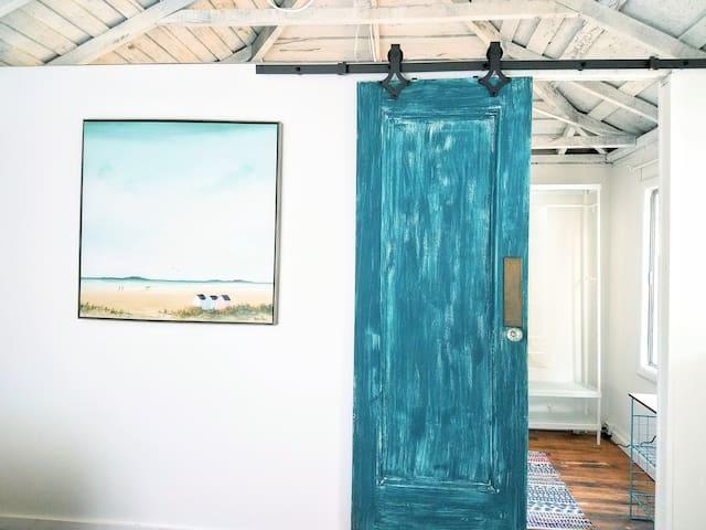 The Blue Door Bungalow