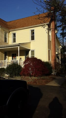 Peaceful Private Bedroom+Sitting Room (TWO rooms!) - Hatboro