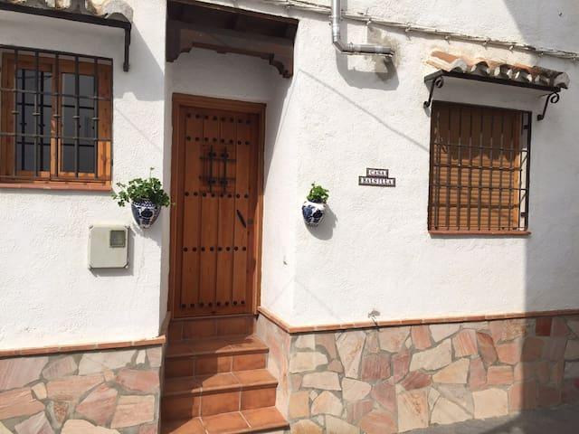 Casa Balsilla (Con chimenea)