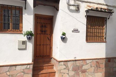 Casa Balsilla (Con chimenea) - Canillas de Aceituno