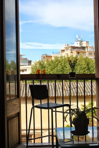 Double Room in Historical Center - Palma - Byt