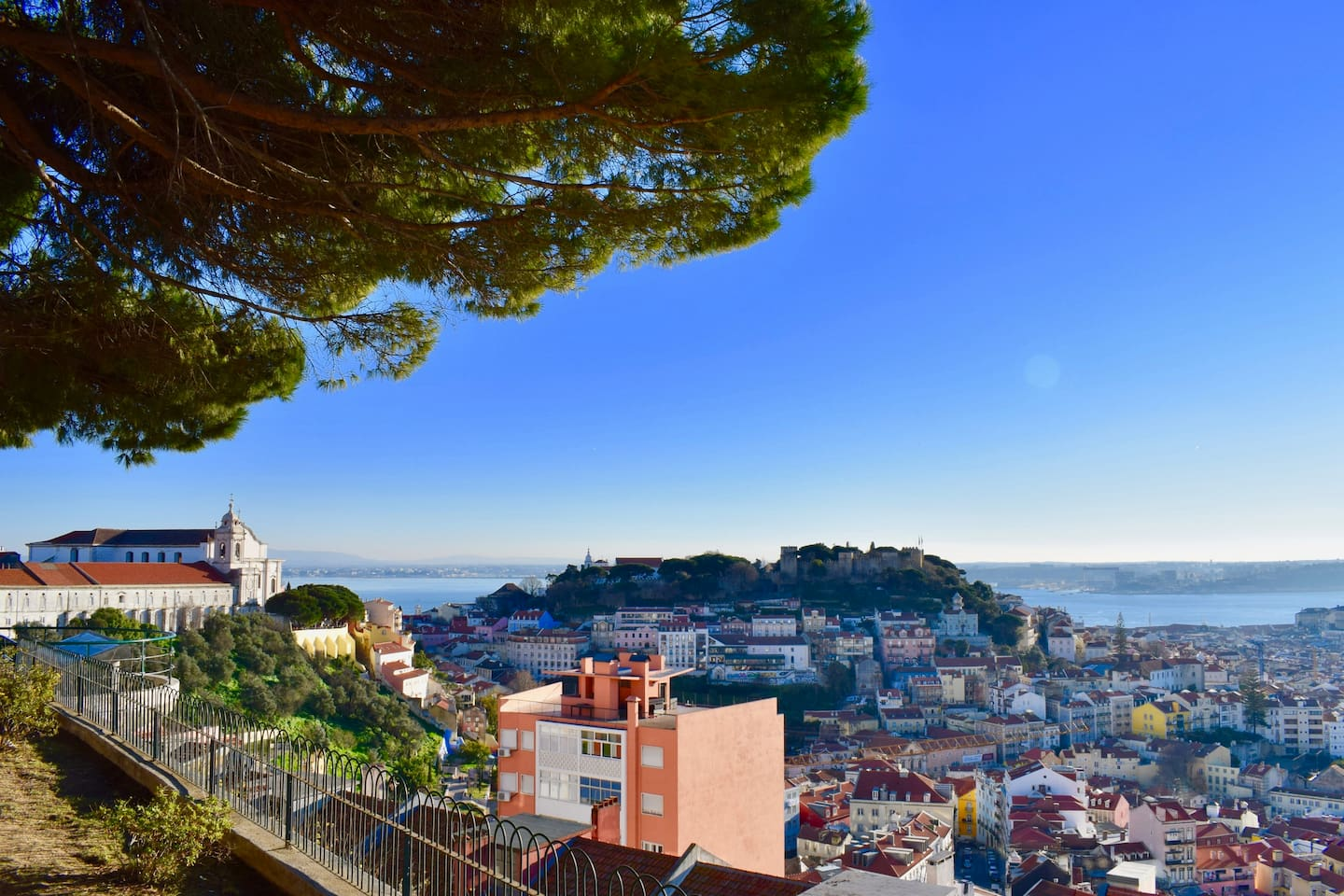 View from Senhora do Monte - 1 minute from the house