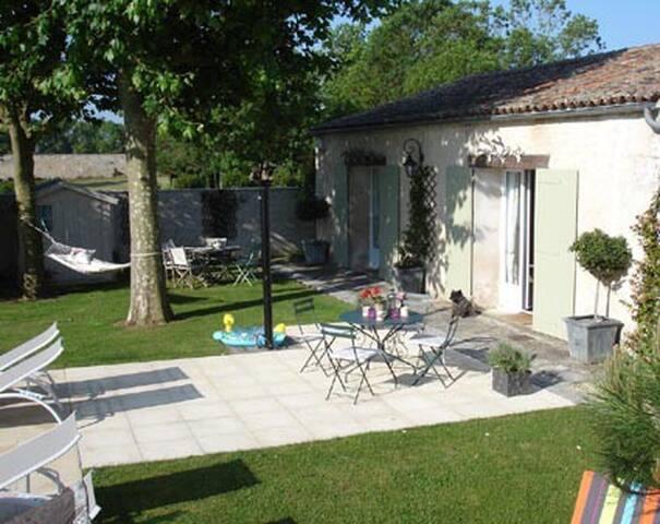La Grande Barbotiere - 2 studios - Saint-Vivien - Pis