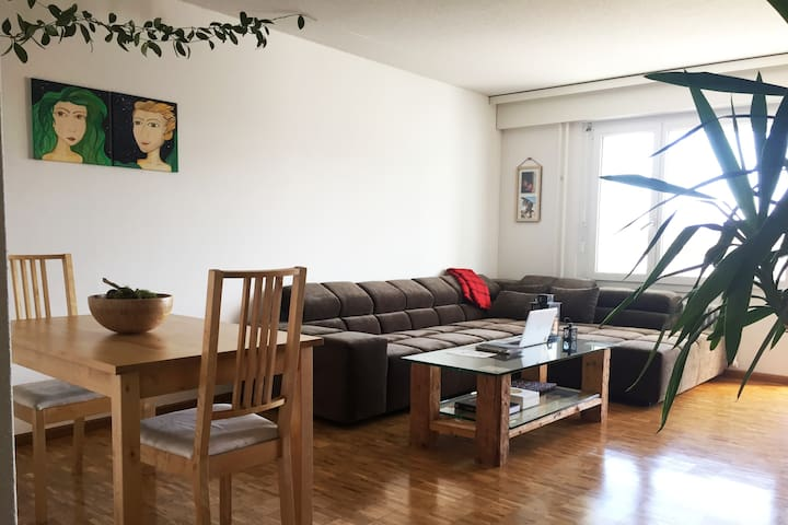 Cozy Couple Apartment Near to Baden