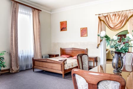 3 rooms, deluxe, jacuzzi, centre - Lemberg - Wohnung