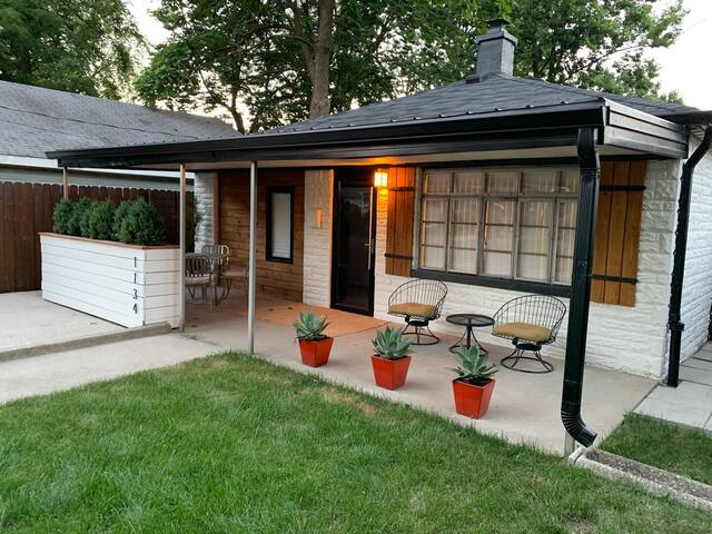2BDRM/1Bath Bungalow Garfield Pk/Fountain Sq/UINDY