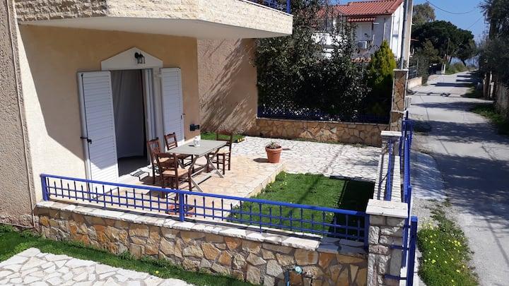 Twin Ftelias houses