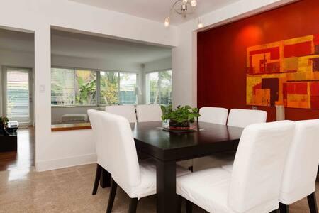 Miami Beach Home for a family