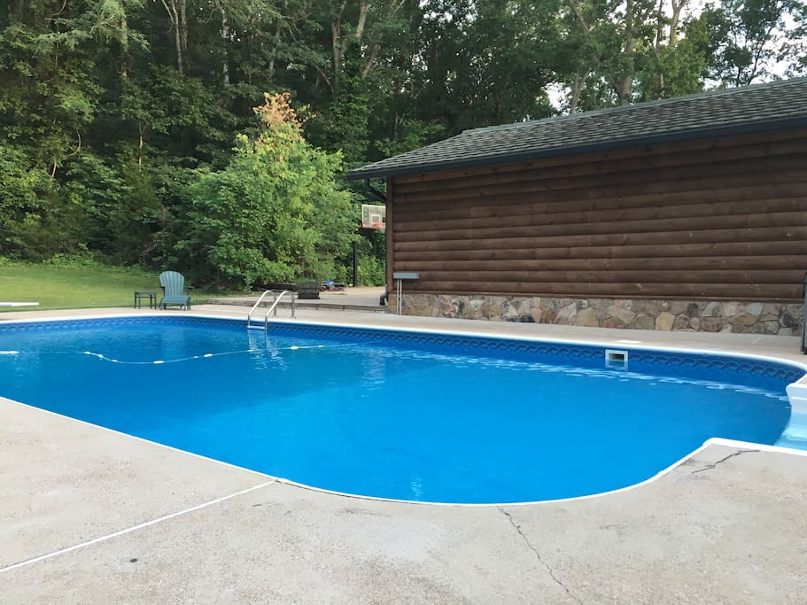 Pool is Open for Summer!