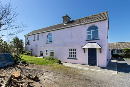 Two storey self catering house