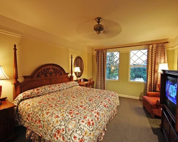 1BR Disney Saratoga Springs Resort - Lake Buena Vista - Wohnung