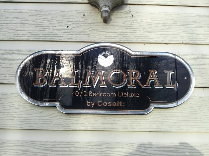 Balmoral 'Island Get-Away'.Breakfast.Pets welcome