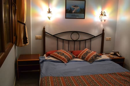 DOUBLE Room in EPHESIAN Guesthouse