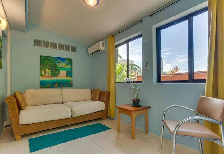 Stunning, two bed/two bath- air con, bikes & pool