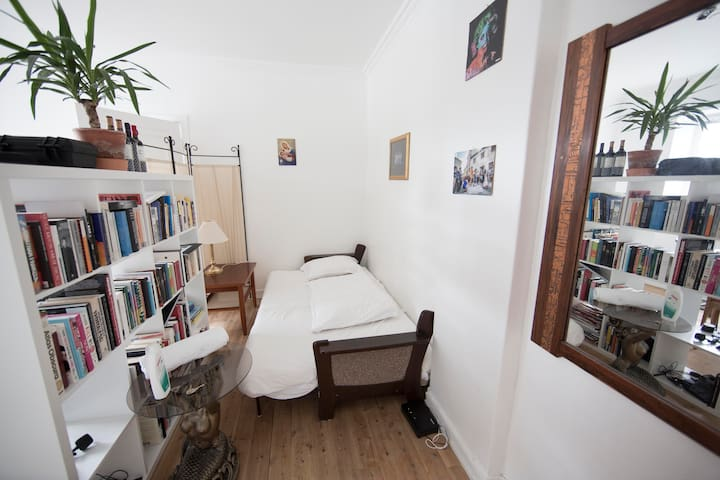 Bed in the city center for the budget traveler