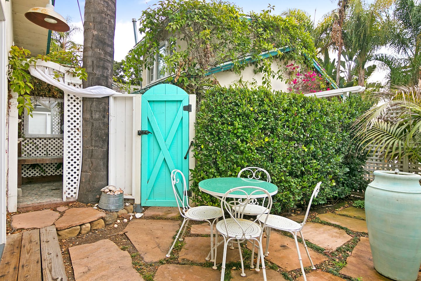Welcome to Montecito! This cottage is professionally managed by TurnKey Vacation Rentals.