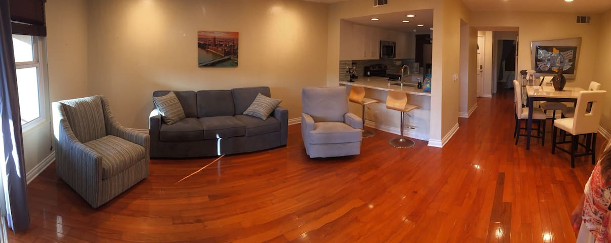 Oceanfront Condo Complex- on PCH in heart of HB