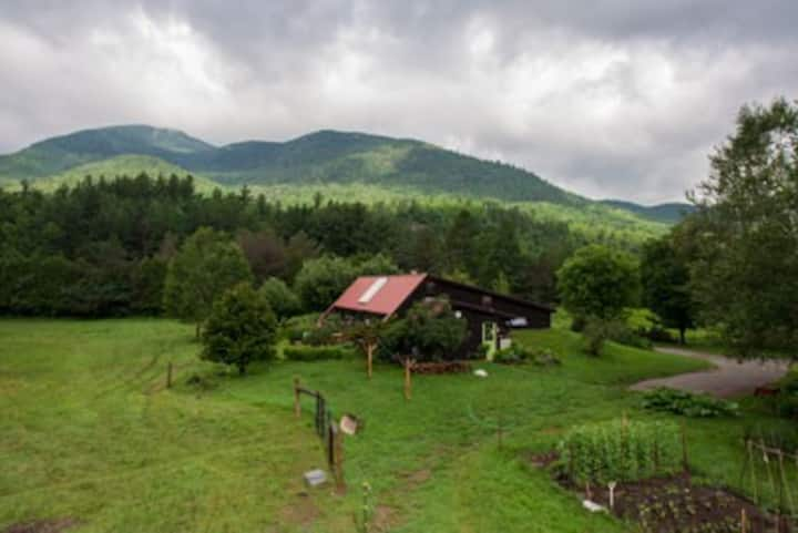 Family friendly farmstead in the Adk High Peaks