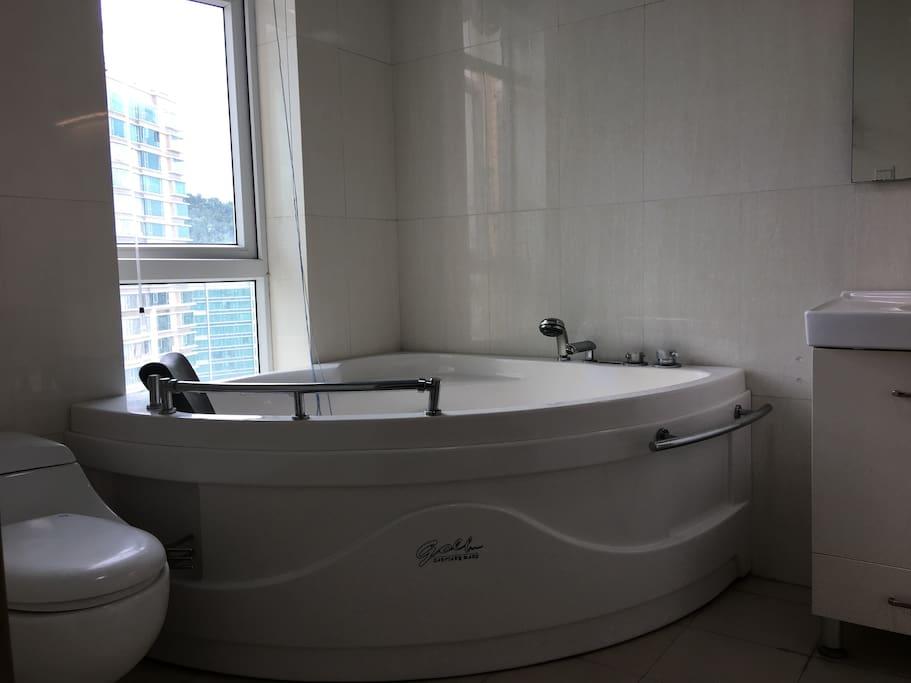 独立卫浴间