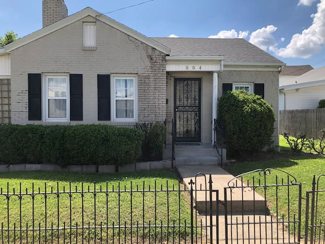 Home in the Heart of Downtown Owensboro