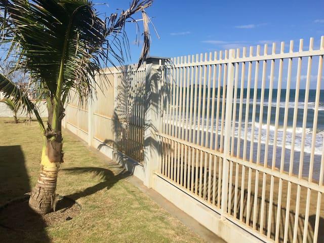 Barra do Sul Casa de frente ao mar