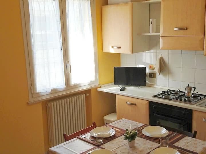 Appartamento Retrò Rimini Mare (N. 3) R-T-A Kimba