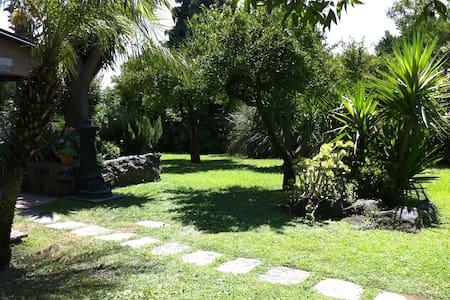 Villa con piscina splendida vista - Maugeri