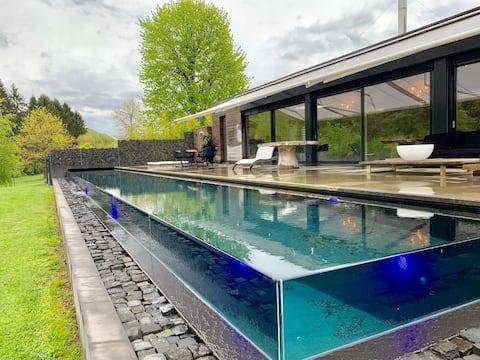 La villa du Lac