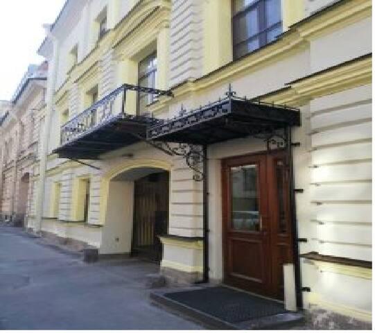 Apartment 1, street Galernaya
