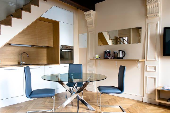 LuxuryApartment CarPark CityCenter - Rouen - Apartmen