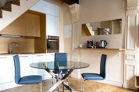LuxuryApartment CarPark CityCenter - Rouen - Appartement