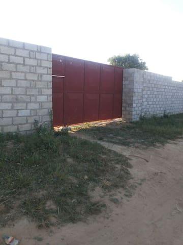 Cottage in Kabanana in huge fence - Lusaka - Apartament