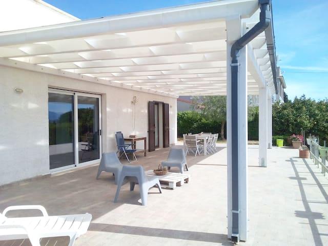 Villa Nella with wonderful Sicilian garden